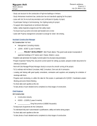 Construction Worker Resume 20 Laborer Examples And Samples