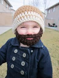 Beard Hat Crochet Pattern Beauteous Beard Beanie A Free Pattern To Make Your Own