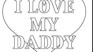 happy birthday daddy coloring pages free printable happy birthday coloring pages happy page sheets daddy love