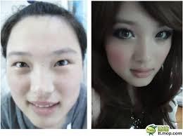 look love her makeup chinese actress ni ni wele