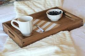 wood ottoman tray image 0 round wooden serving tray for ottoman wood ottoman tray