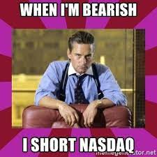 View live nasdaq inc chart to track its stock's price action. When I M Bearish I Short Nasdaq Gordon Gekko Meme Generator