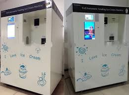 Self Service Ice Cream Vending Machine Custom Product List Zhengzhou Yize Machinery Co Ltd Exportimes