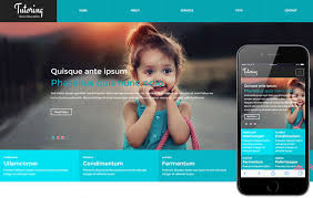 Templates For Education Emphasize An Education Category Bootstrap Responsive Web