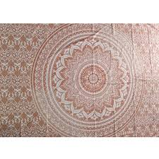 indian tapestry wall hanging mandala hippy poster size bohemian cover throw uk