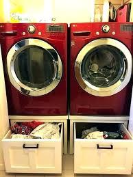 universal washer and dryer pedestal. Contemporary Dryer Washer Dryer Pedastals Lg And Pedestal Universal  Pedestals With Storage On O