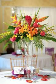 ... Medium Image for Unique Flower Arrangement Ideas Best Tropical Wedding Centerpieces  Ideas On Decorating Best Flower
