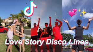 Love Story Disco Lines Remix (By Taylor Swift) - TikTok July 2020 **𝗻𝗲𝘄  𝘁𝗿𝗲𝗻𝗱** - YouTube