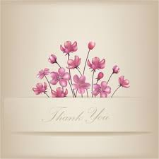 Free Thank You Card Template Free Vector Download 100 912 Free