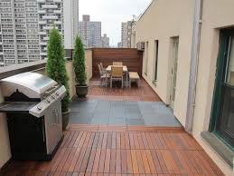 hybrid decks wood porcelain and or bluestone pavers