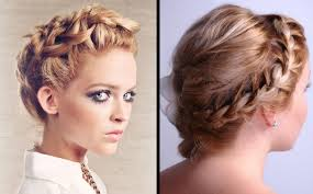 How To Change Hair Style braided hairstyles for medium hair and get ideas how to change 5754 by wearticles.com