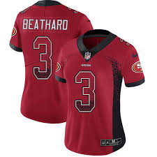 Jersey Official Big C Beathard Authentic Tall Jerseys J 49ers - amp;|Chef Who Dat