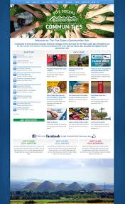 Web Design West Lothian West Calder Harburn Community Development Trust Website