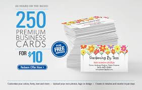 Vistaprint Promo Code Free Business Cards Vistaprint Coupon Code
