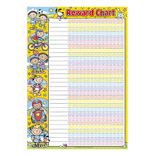 A3 Reward Sticker Charts Kids