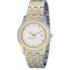 mens gucci g class watch ya055214 0% finance on gucci watches gucci mens g class two tone watch ya055214