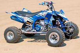 project atv duncan yfz450r dirt