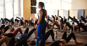 inferno hot pilates only at forge
