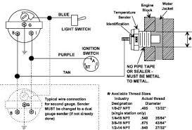 vdo tachometer wiring diagrams images vdo tachometer wiring water temp gauge wiring diagram