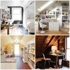 feng shui home office attic. Attic Home Office. 3-dark In The Interior Office Feng Shui H