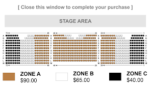 Armory Seating Chart The Head The Load Program Events Park Avenue Armory
