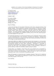 Cvs Pharmacy Resume Cover Letterst Document For Cvs Pharmacy Technician Intern 18