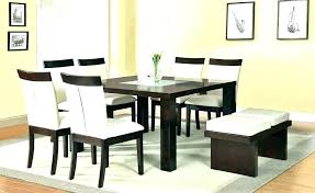black square dining room table dining room table sets for 8 brilliant square chairs decor oak