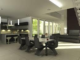 Dining Room Interior Design Ideas Home Design Ideas - Modern interior design dining room