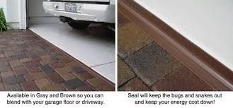 garage door gasketgarage floor door seal  Meze Blog