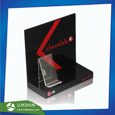 Acrylic Product Display Stands Impressive Custom PopPOS Acrylic Soundbox Display Showcase For Digital