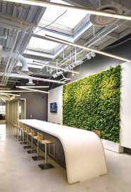 green office interior. Image Result For Living Walls Office Interior Design Green L
