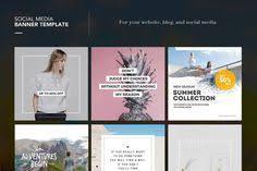 Social Media Design Templates 202 Best Social Media Banner Templates Images In 2019 Social Media