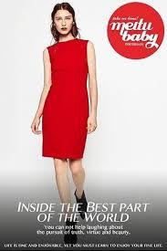 Image Coat Nwt Zara Woman Aw16 Red Shift Dress Tube Wedding Office Party 5149227 xs Kokomalaco Nwt Zara Woman Aw16 Red Shift Dress Tube Wedding Office Party 5149