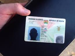 How Get Id In Kenya Lost To