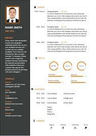 Free Creative Cv Template Download Word Creative Resume Free