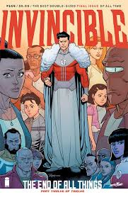 What Will Ryan Ottley Be Drawing After Invincible? We Have an Idea...