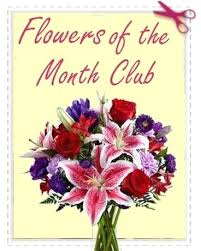 Month Flowers Chart Month Flowers