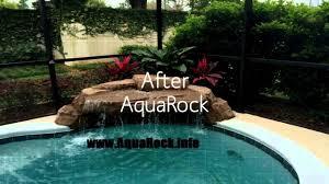 Diy Pool Waterfall Aquarock Swimming Pool Waterfalls Custom Luxury Pool Waterfall