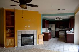 Kitchen Living Room Color Schemes Mustard Kitchen Ideas Quicuacom