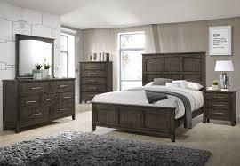 gray king bedroom sets. simmons preston grey 6 piece king bedroom - headboard, rails, footboard, dresser, gray sets i