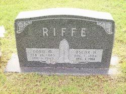 Dora Myrtle Blair Riffe (1885-1949) - Find A Grave Memorial