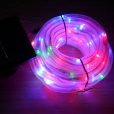 christmas rope lighting. 10M Waterproof 100LEDs Christmas Solar Powered Outdoor Rope Lights. Zoom Lighting E