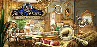 Play the best free hidden object games online with hidden clue games, hidden number games, hidden alphabet games and difference games. Amazon Com The Secret Society Find Hidden Objects Puzzle Mystery Appstore For Android