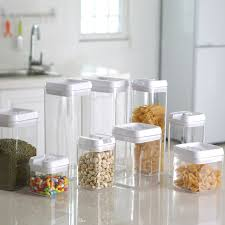 cheap kitchen storage containers Kitchen Storage Jars Container For Food  Cooking Tools Storage Box Food .