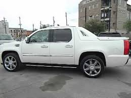 2012 Cadillac Escalade EXT - Sport Utility Pickup 4D 5 1/4 ft Used ...