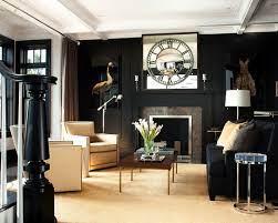 to brighten a room with dark furniture