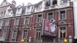 Lyric Theatre Seating Plan Watch Thriller Live