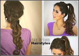 Simple Hairstyles For College Popular Hair Styles For College Girls Trendiest Hairstyles