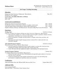 Transfer Student Resume Free Resume Templates 2018