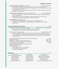 Resume Cosmetology Template Hairdresser Job Resume Sample Png